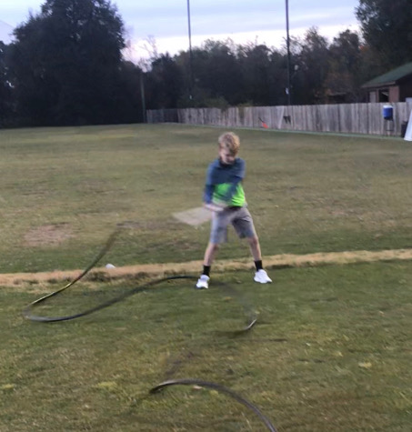 Mach 3 Speed Training for Juniors